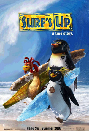Surf's Up (2007) DVD Release Date