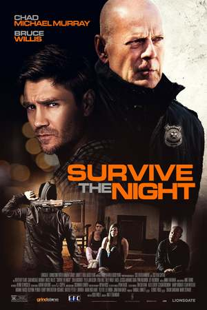 Survive the Night (2020) DVD Release Date