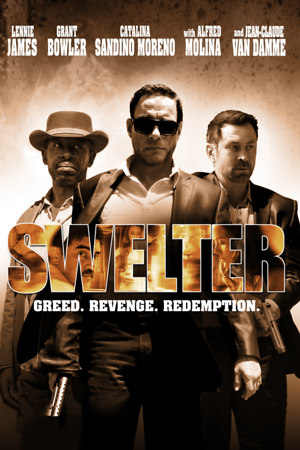 Swelter (2014) DVD Release Date