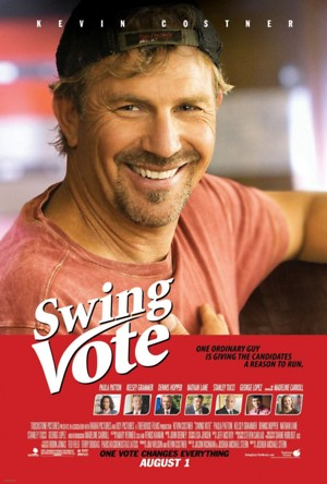 Swing Vote (2008) DVD Release Date