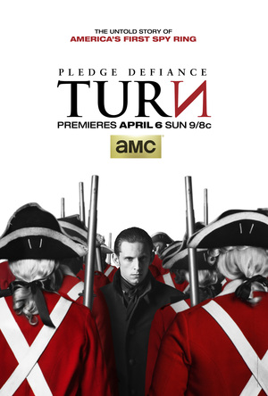 TURN: Washington's Spies (TV Series 2014- ) DVD Release Date