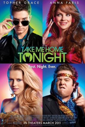 Take Me Home Tonight (2011) DVD Release Date