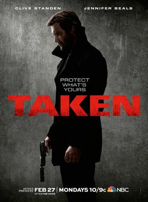 Taken (TV Series 2016- ) DVD Release Date