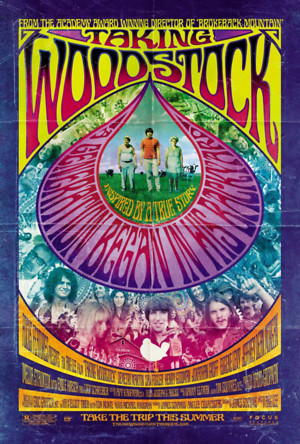 Taking Woodstock (2009) DVD Release Date