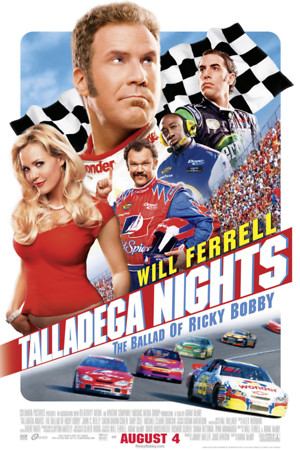 Talladega Nights: The Ballad of Ricky Bobby (2006) DVD Release Date