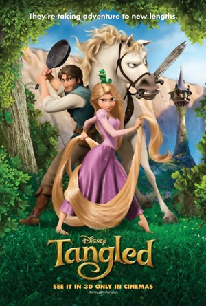 Tangled (2010) DVD Release Date