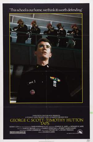 Taps (1981) DVD Release Date