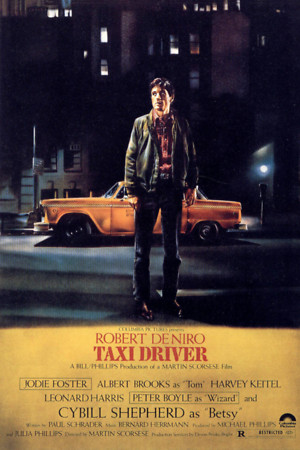 Taxi Driver (1976) DVD Release Date