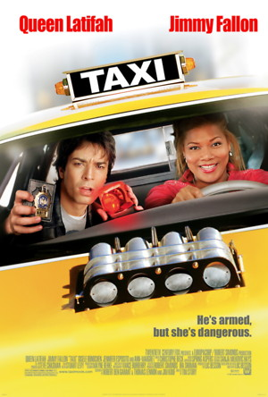 Taxi (2004) DVD Release Date