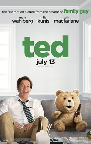 Ted (2012) DVD Release Date