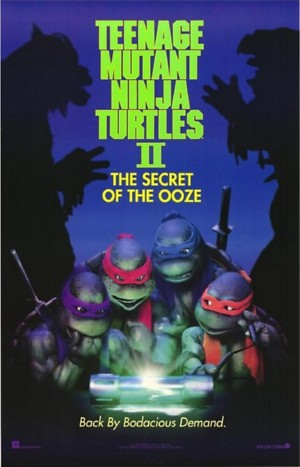 Teenage Mutant Ninja Turtles II: The Secret of the Ooze (1991) DVD Release Date