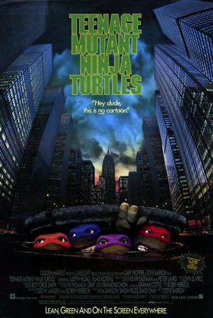 Teenage Mutant Ninja Turtles (1990) DVD Release Date