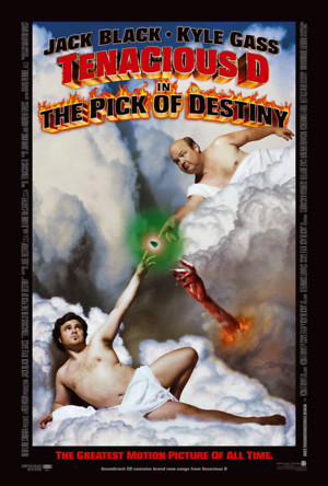Tenacious D in The Pick of Destiny (2006) DVD Release Date