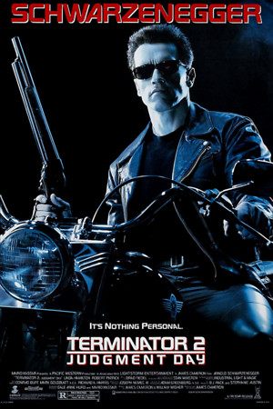Terminator 2: Judgment Day (1991) DVD Release Date