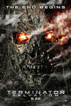 Terminator Salvation (2009) DVD Release Date