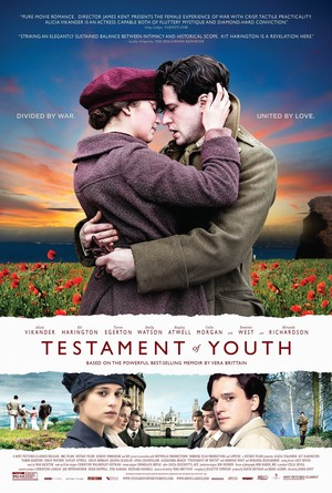 Testament of Youth (2014) DVD Release Date