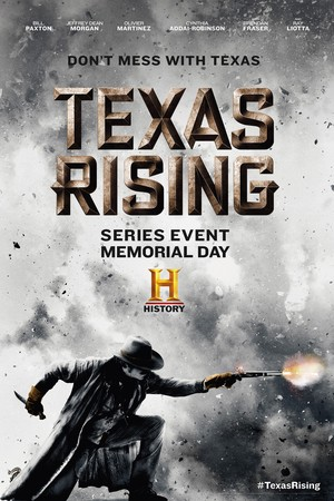 Texas Rising (TV Mini-Series 2015) DVD Release Date