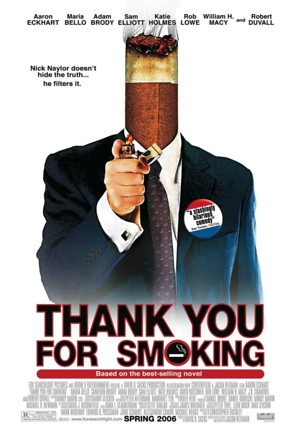 Thank You for Smoking (2005) DVD Release Date