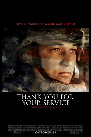 Thank You for Your Service (2017) DVD Release Date
