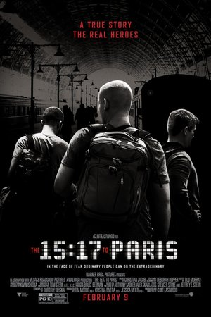 The 15:17 to Paris (2018) DVD Release Date