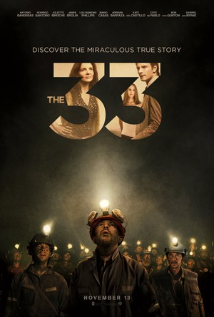The 33 (2015) DVD Release Date
