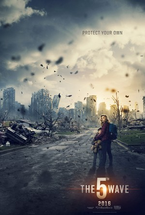 The 5th Wave (2016) DVD Release Date