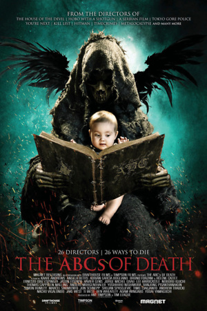 The ABCs of Death (2012) DVD Release Date