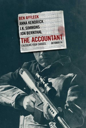 The Accountant (2016) DVD Release Date