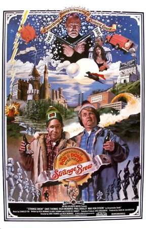 The Adventures of Bob & Doug McKenzie: Strange Brew (1983) DVD Release Date