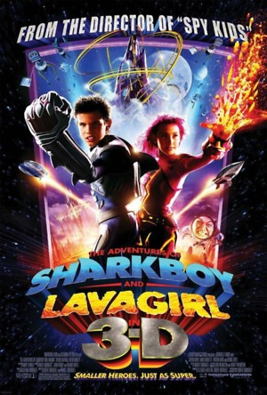 The Adventures of Sharkboy and Lavagirl 3-D (2005) DVD Release Date