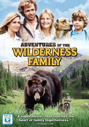 The Adventures of the Wilderness Family (1975) DVD Release Date
