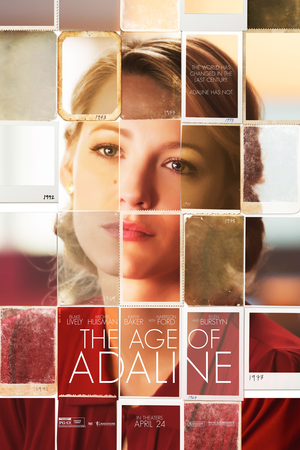The Age of Adaline (2015) DVD Release Date