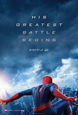 The Amazing Spider-Man 2 (2014) DVD Release Date