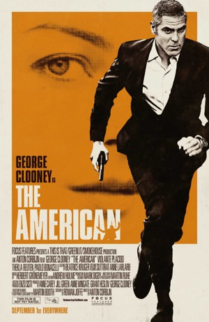 The American (2010) DVD Release Date