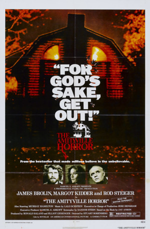 The Amityville Horror (1979) DVD Release Date