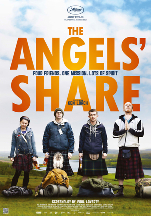 The Angels' Share (2012) DVD Release Date