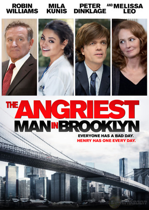 The Angriest Man in Brooklyn (2014) DVD Release Date