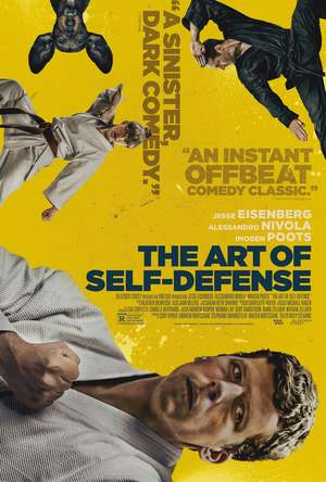 The Art of Self-Defense (2019) DVD Release Date