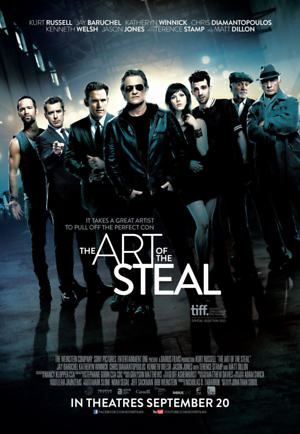 The Art of the Steal (2013) DVD Release Date