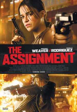 The Assignment (2016) DVD Release Date