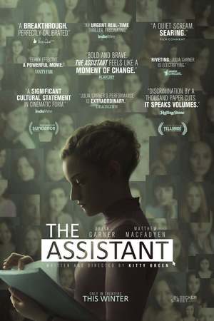 The Assistant (2019) DVD Release Date