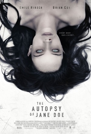 The Autopsy of Jane Doe (2016) DVD Release Date