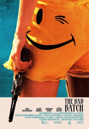 The Bad Batch (2016) DVD Release Date