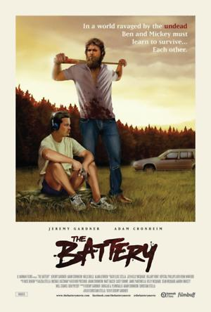 The Battery (2012) DVD Release Date