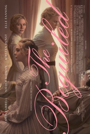 The Beguiled (2017) DVD Release Date
