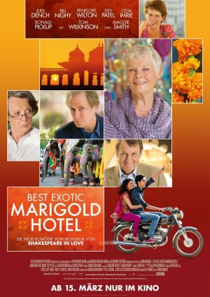 The Best Exotic Marigold Hotel (2011) DVD Release Date