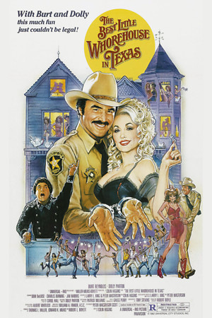 The Best Little Whorehouse in Texas (1982) DVD Release Date