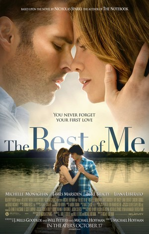 The Best of Me (2014) DVD Release Date