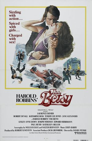 The Betsy (1978) DVD Release Date