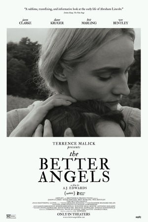 The Better Angels (2014) DVD Release Date